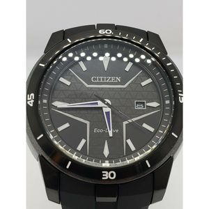 Citizen Marvel Black Panther Men's Watch